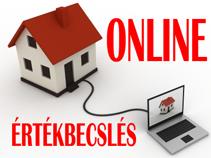 Online értékbecslés